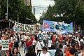Climate Rally flows down Swanston street 3 (4177935107).jpg