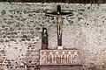 Cloître de la cathédrale Saint Lizier-Calvaire-20150502.jpg