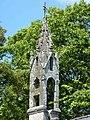 Clocher de l'église Saint Germain de Langonnet.jpg