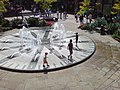 Clock Fountain, Charles Square, Bracknell - geograph.org.uk - 1283687.jpg