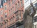 Cloughies statue, Nottingham - geograph.org.uk - 1048523.jpg