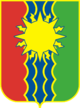 Coat of arms of Bratska