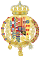 Coat of Arms of Infante Charles of Spain as King of Naples and Sicily.svg