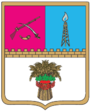 Coat of Arms of Mashivskiy Raion in Poltava Oblast.png