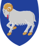 Coat of arms of the Faroe Islands.svg