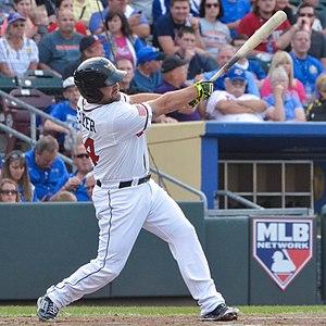 El Paso Chihuahuas - Image: Cody Decker, 2015 Triple A All Star Game
