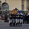 Coffin of King Michael carried.jpg