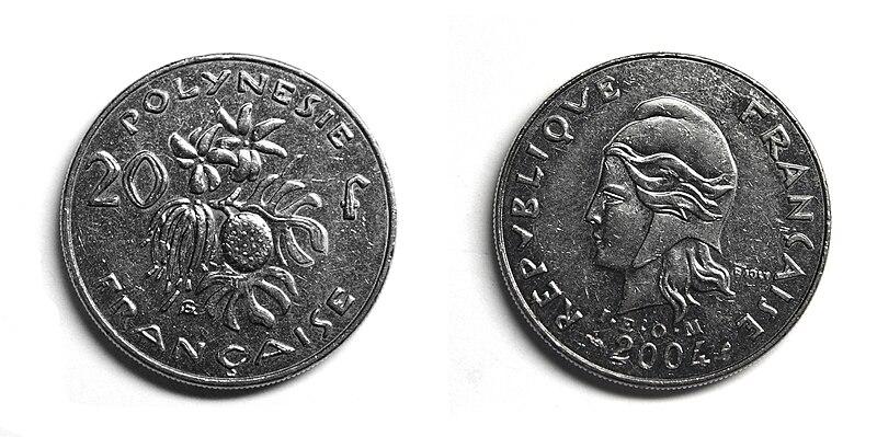 File:Coin 20 XPF French Polynesia.jpg
