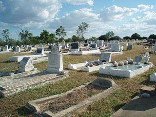 Collinsville Cemetery, Queensland