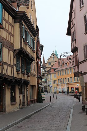 Image illustrative de l'article Grand-Rue (Colmar)