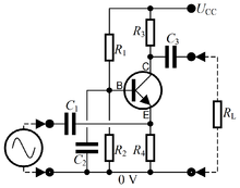 Pleasant Electronic Circuit Wikipedia Wiring Digital Resources Hetepmognl