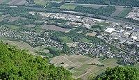 Commune d'Arbin, panorama (2015).JPG