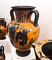 Comparable to the Acheloos Painter - ABV 387 - komos - Dionysos between satyrs and maenads - Roma MNEVG 50619 - 02.jpg