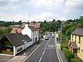 Compton village from the S Staffs Railway walk - geograph.org.uk - 833493.jpg