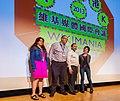 Conferencia de prensa, Wikimania 2013, Hong Kong, 2013-08-10, DD 01.JPG