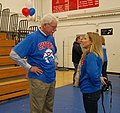 Congressman George Miller visits Clayton Valley Charter High School to celebrate the historic approval of the Clayton Valley Charter conversion. (6872959141).jpg