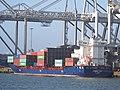 Conmar Bay (ship, 2012) Port of Rotterdam pic2.JPG