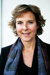 Connie Hedegaard Danish politician
