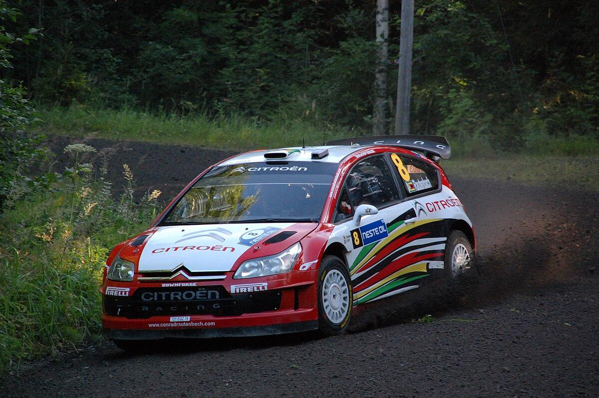 2009 Rally Finland - Wikipedia