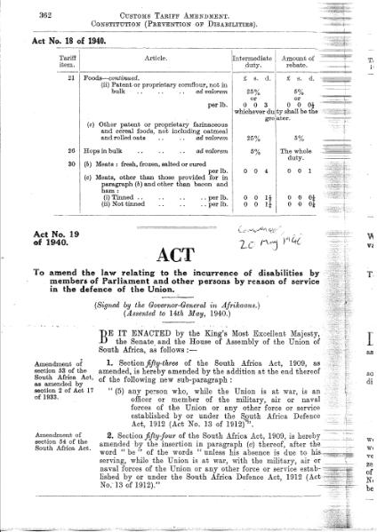 File:Constitution (Prevention of Disabilities) Act 1940.djvu