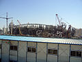 Construction beijing 2008 national stadium 1.jpg