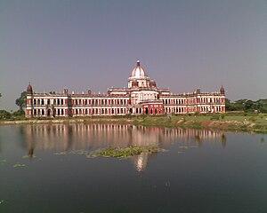 Cooch Behar State - The Cooch Behar Palace.