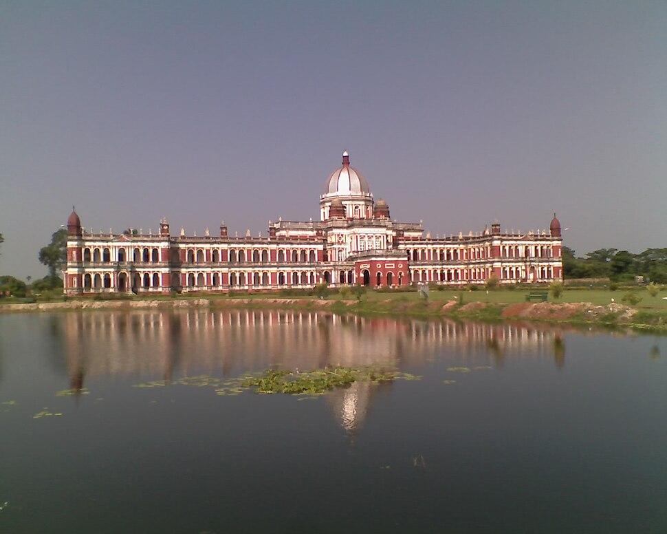 Coochbehar palace
