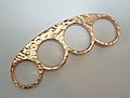 Copper brass knuckle -1.JPG