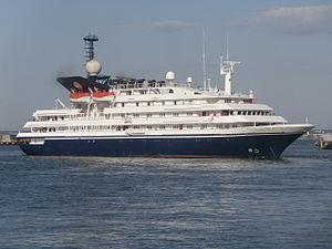 Renaissance Cruises - Renaissance IV as Corinthian