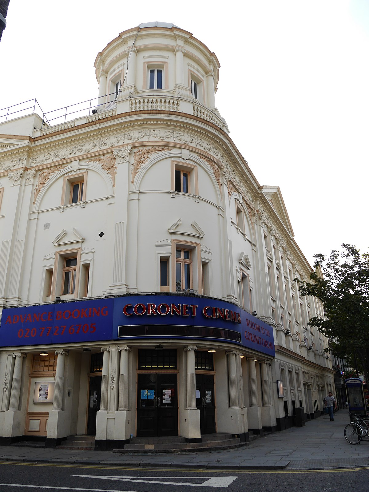 Coronet Cinema Notting Hill 87