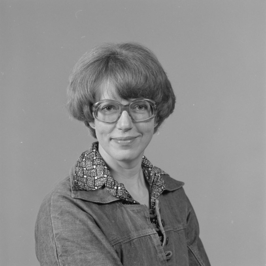 Corry van der Linden in 1977.