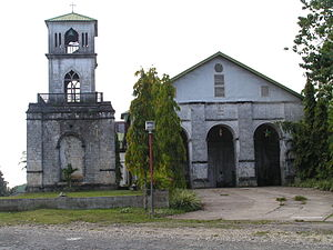 Cortes, Bohol - Cortes Church