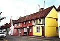 Cottages in Saffron Walden - geograph.org.uk - 1945470.jpg