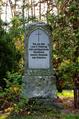 Cottbus-Kiekebusch, Neuer Friedhof (Gedenkstein).png