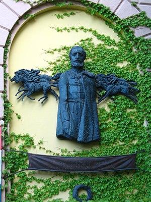 Kincsem Park - Image: Count Istvan Szechenyi the founder of hungarian horse racing