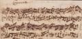 Courante de la 4e suite française de Bach (BWV 815).png