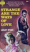 Strange Are the Ways of Love par Lesley Evans, 1959