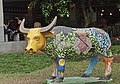 Cowparade Cow at Wulaokeng Scenic Area 武荖坑風景區彩牛 - panoramio.jpg