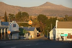 Skyline ya Cradock