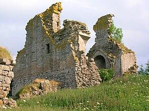 Craigie Castle - Image: Craigie Castle the Keep