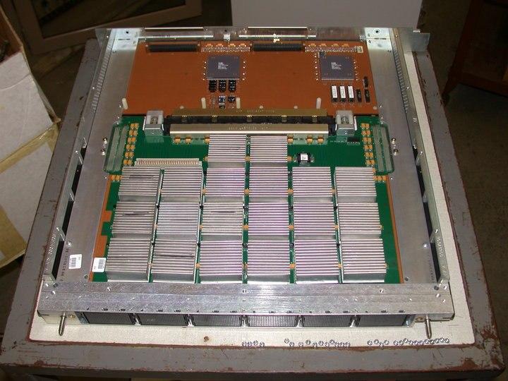 Cray J90 CPU module