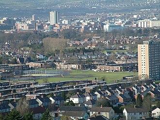 Cregagh - Cregagh Estate in Southeast Belfast