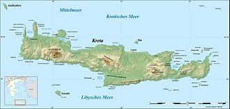 kreta karte deutsch Kreta – Wikipedia