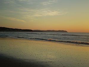 Creuddyn Peninsula - Creuddyn peninsula seen from near Llanddulas