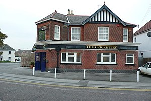 Springbourne -  The Cricketers