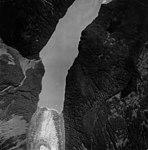 Crillon Glacier, valley glacier with wide lateral moraines, September 12, 1986 (GLACIERS 5358).jpg