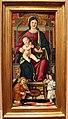 Cristoforo caselli, madonna in trono col bambino e due angeli musicanti, 1507-10 ca. (parma).JPG