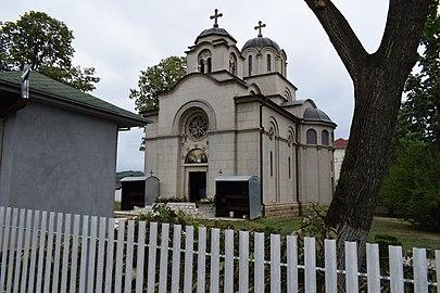 Crkva Uspenja presvete Bogorodice, Blace 01
