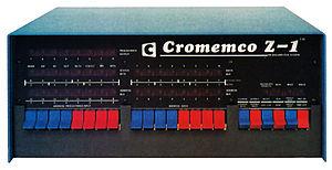 Cromemco - Cromemco Z-1 (1976)