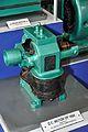 Crompton - 1888 CE DC Motor - 12 HP - SN 3441 - Electricity Gallery - BITM - Kolkata 2015-05-09 6511.JPG